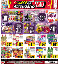 Super 65 Aniversario - Tijuana