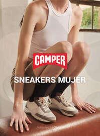 Sneakers Mujer