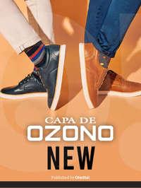 Capa de Ozono new hombre