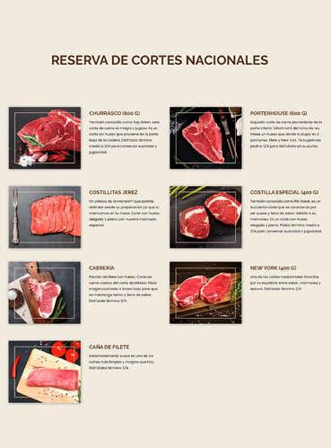 Cortes de carne- Page 1