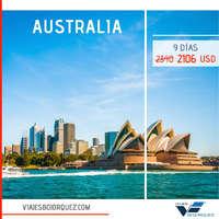 Australia 9 días