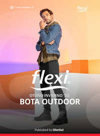 Bota Outdoor