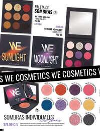 We cosmetics
