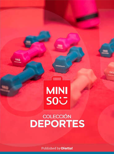 Miniso deportes- Page 1