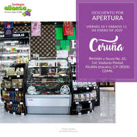 Nueva sucursal Coruña