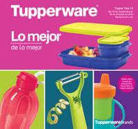 Tupperware Octubre