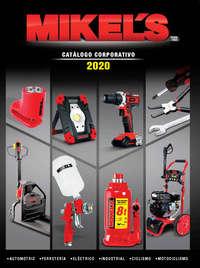 Catálogo Mikel's 2020