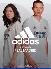 Adidas - Real Madrid