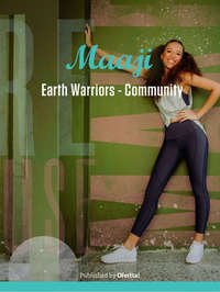 Maaji earth warriors