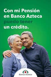 Pensión Banco Azteca