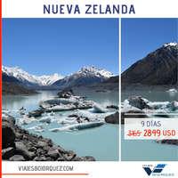 Nueva Zelanda 9 días