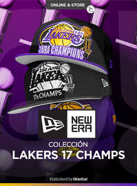 Lakers 17 Champs