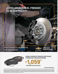Chevrolet Servicio Certificado