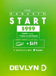 Paquete Start