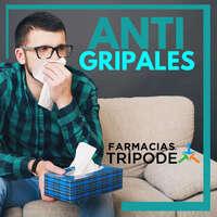 Prepárate con antigripales