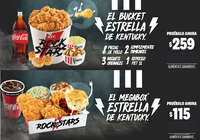 KFC Rock stars