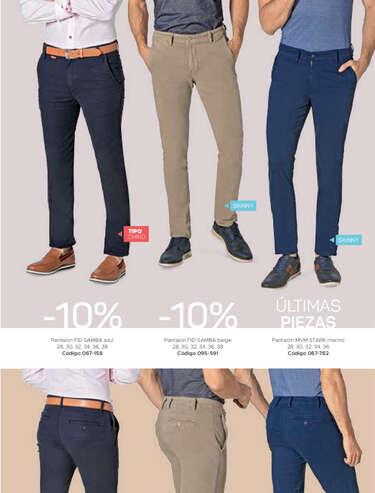 Comprar Pantalones Entubados Hombre Barato En San Martin Texmelucan De Labastida Ofertia