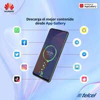 Huawei de venta en Telcel
