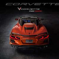 Corvette convertible 2021 V5