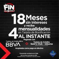 Promociones Buen Fin MSI