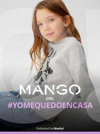 Girl #Yomequedoencasa
