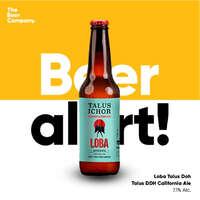 Beer alert!