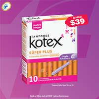 Kotex Súper Plus