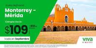 Monterrey-Mérida