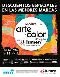 Festival de arte y color