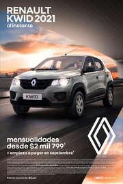 Renault Kwid 2021 al instante