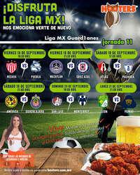 Disfruta la Liga MX