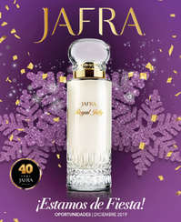 Jafra Diciembre