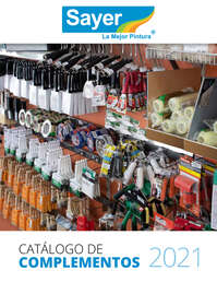 Catálogo complementos