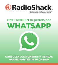 Haz también tu pedido por whatsapp