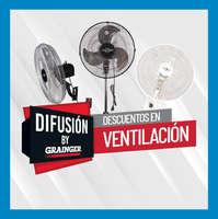 Descuentos en Ventilación