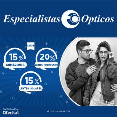 290b588f2c Catálogos de ofertas Especialistas Ópticos - Folletos de Especialistas  Ópticos - Ofertia