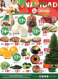 Navidad Calimax Rosarito