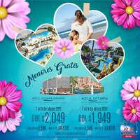 Consiente a mamá este año en Ixtapa