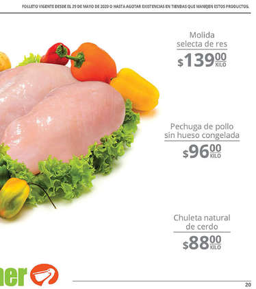 Folleto La Comer Bajo- Page 1