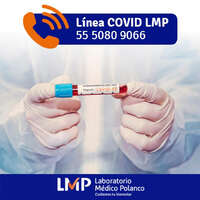 Línea covid LMP