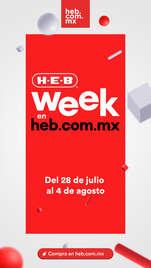 HEB Week
