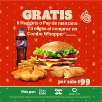 Gratis nuggets o pay