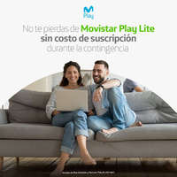 Movistar play lite