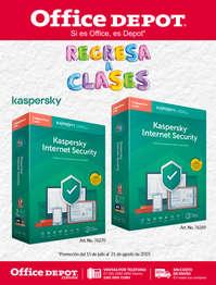 Regreso a clases - Kaspersky