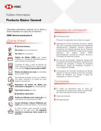 Producto básico general