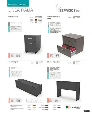 Catálogo de muebles- Page 1