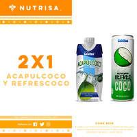 Acapulcoco y refrescoco
