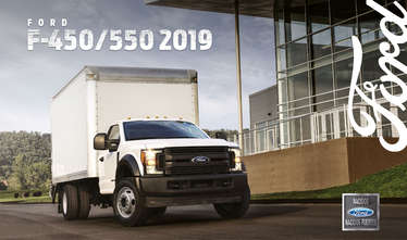 ford f450-f550 2019- Page 1