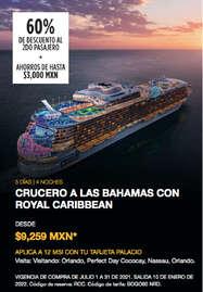 Crucero a las Bahamas