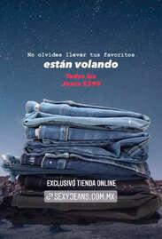 Los Jeans están volando